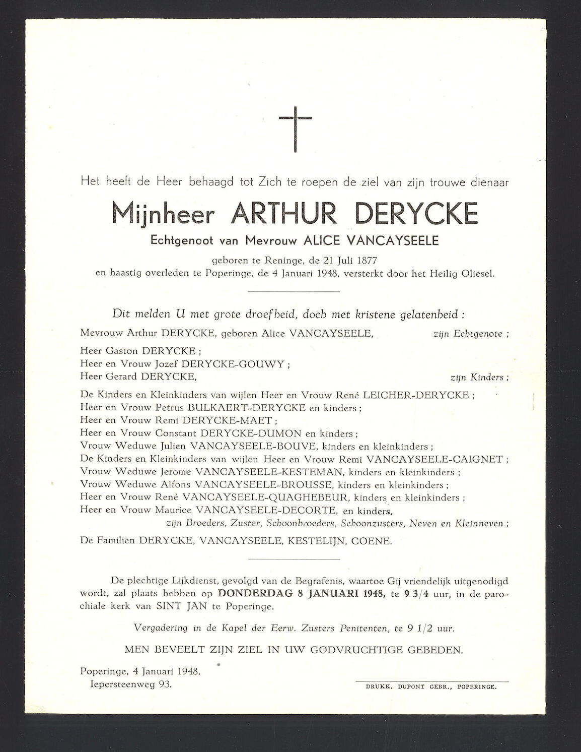Arthur Derycke