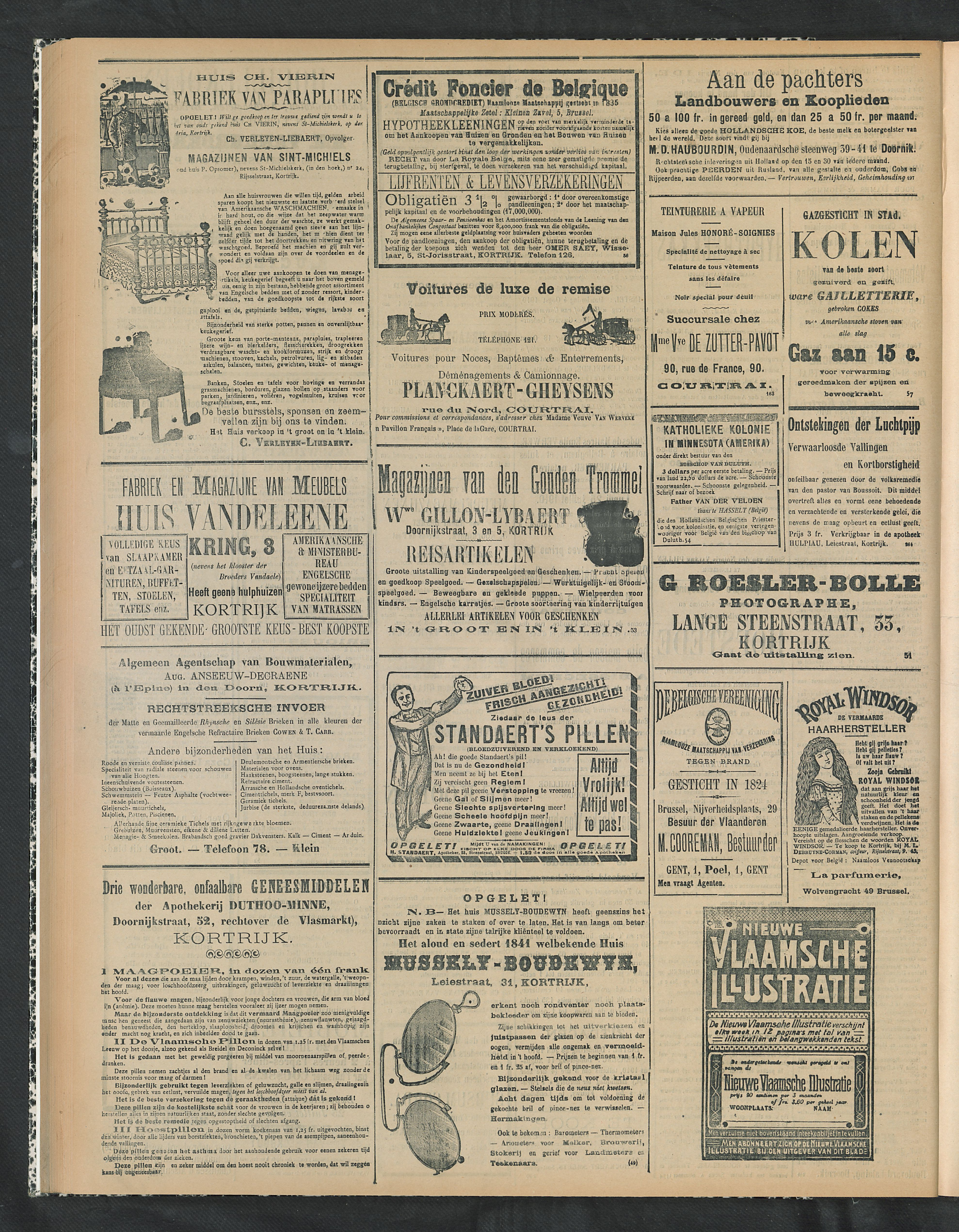 Gazette Van Kortrijk 1910-07-24 p4