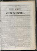 L'echo De Courtrai 1864-11-18 p1