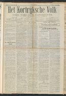 Het Kortrijksche Volk 1923-06-03