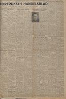 Kortrijksch Handelsblad 7 april 1945 Nr28