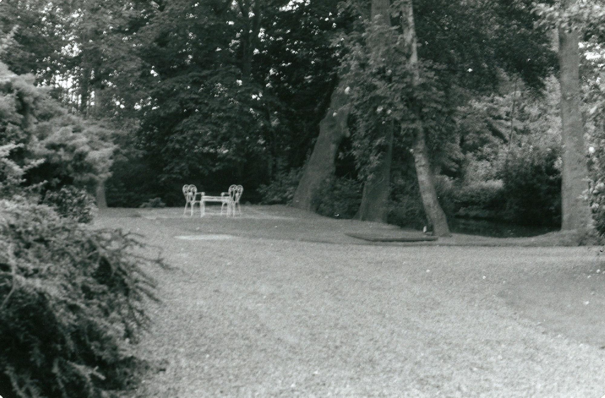 Tuin in de Deerlijksestraat