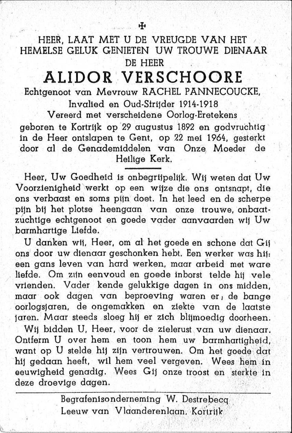 Alidor Verschoore