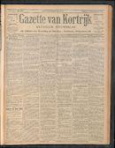 Gazette Van Kortrijk 1903-05-17