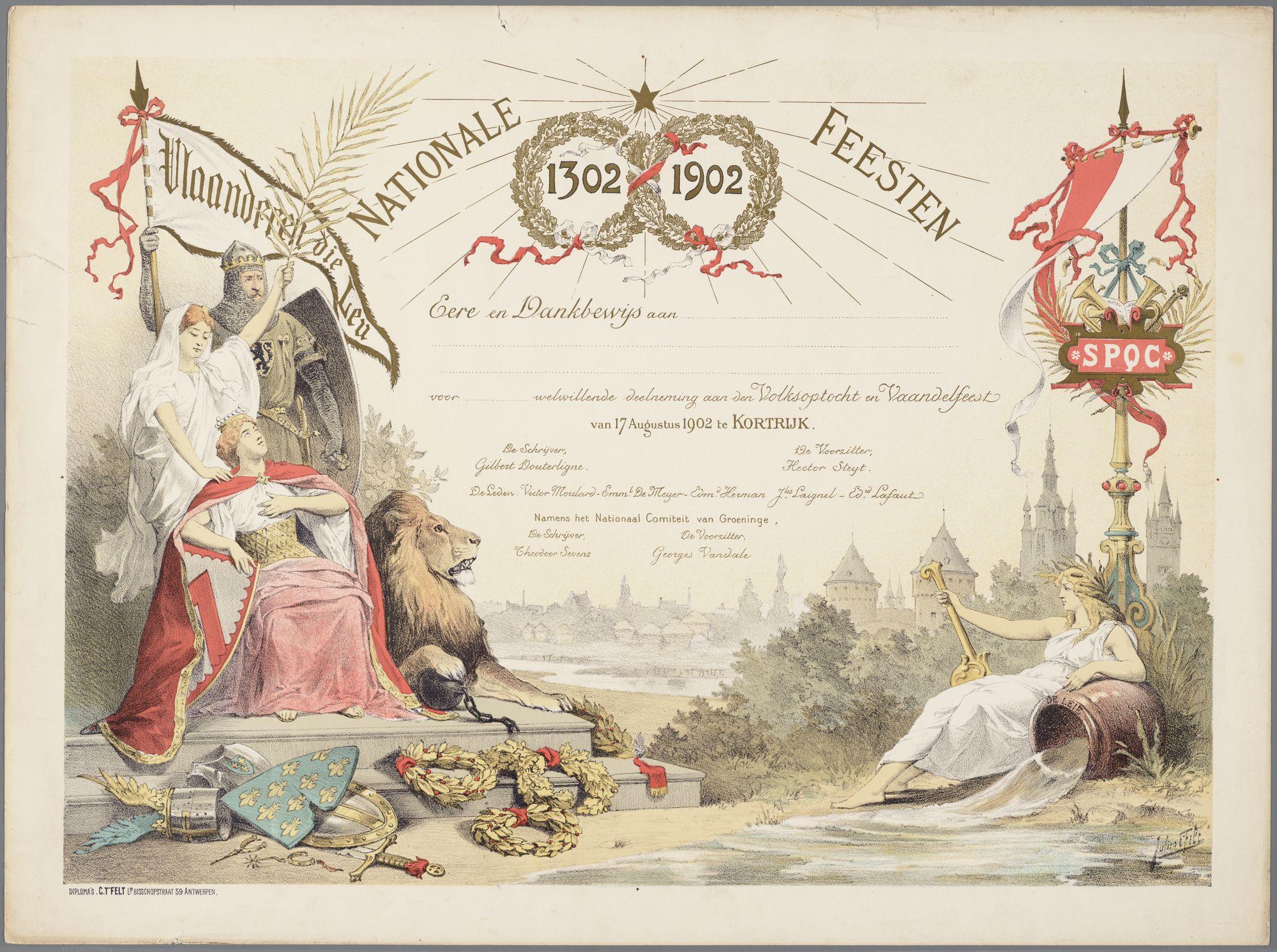 Nationaal Comiteit van Groeninghe 1902
