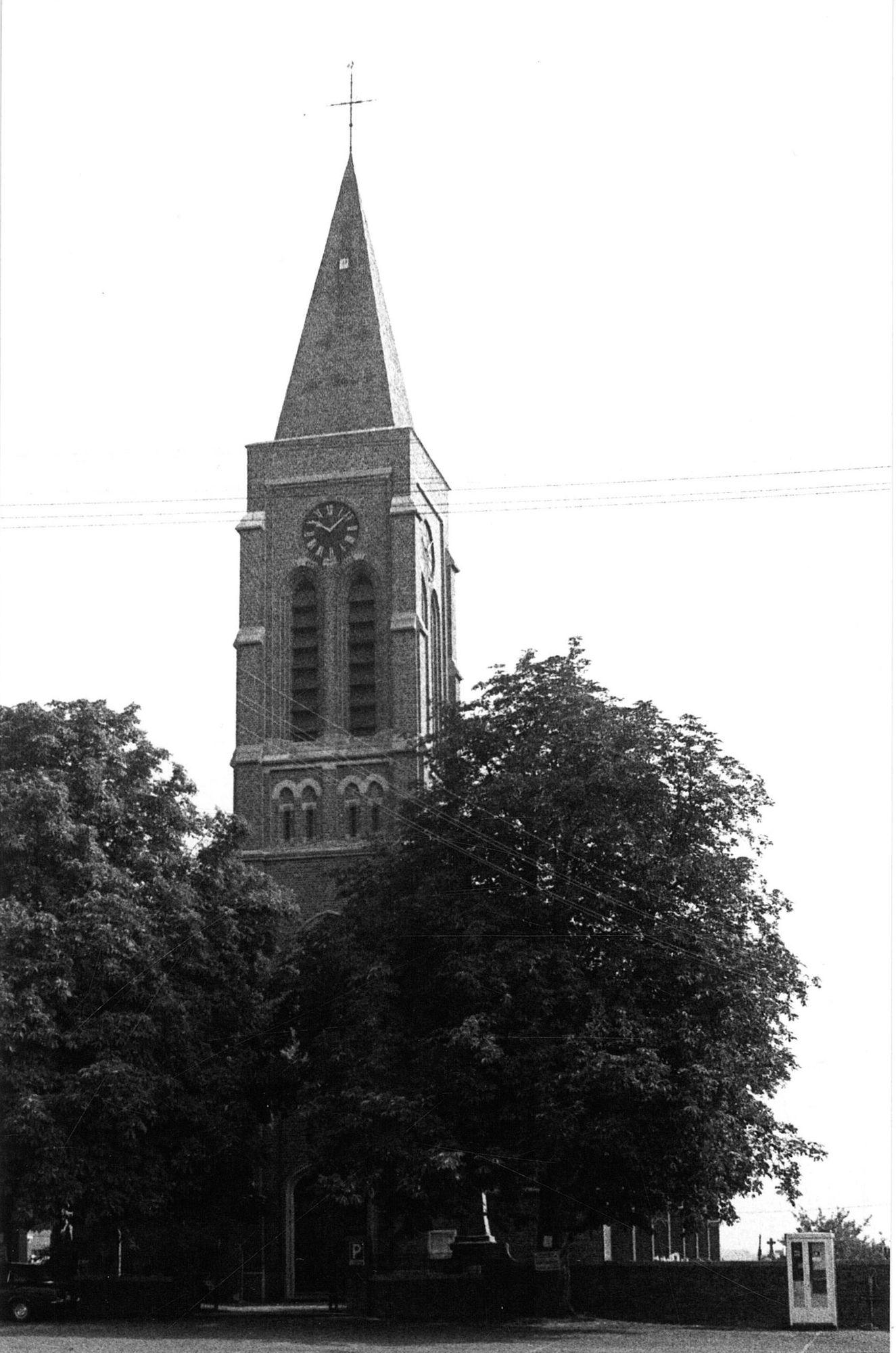 Kooigem Sint-Laurentiuskerk
