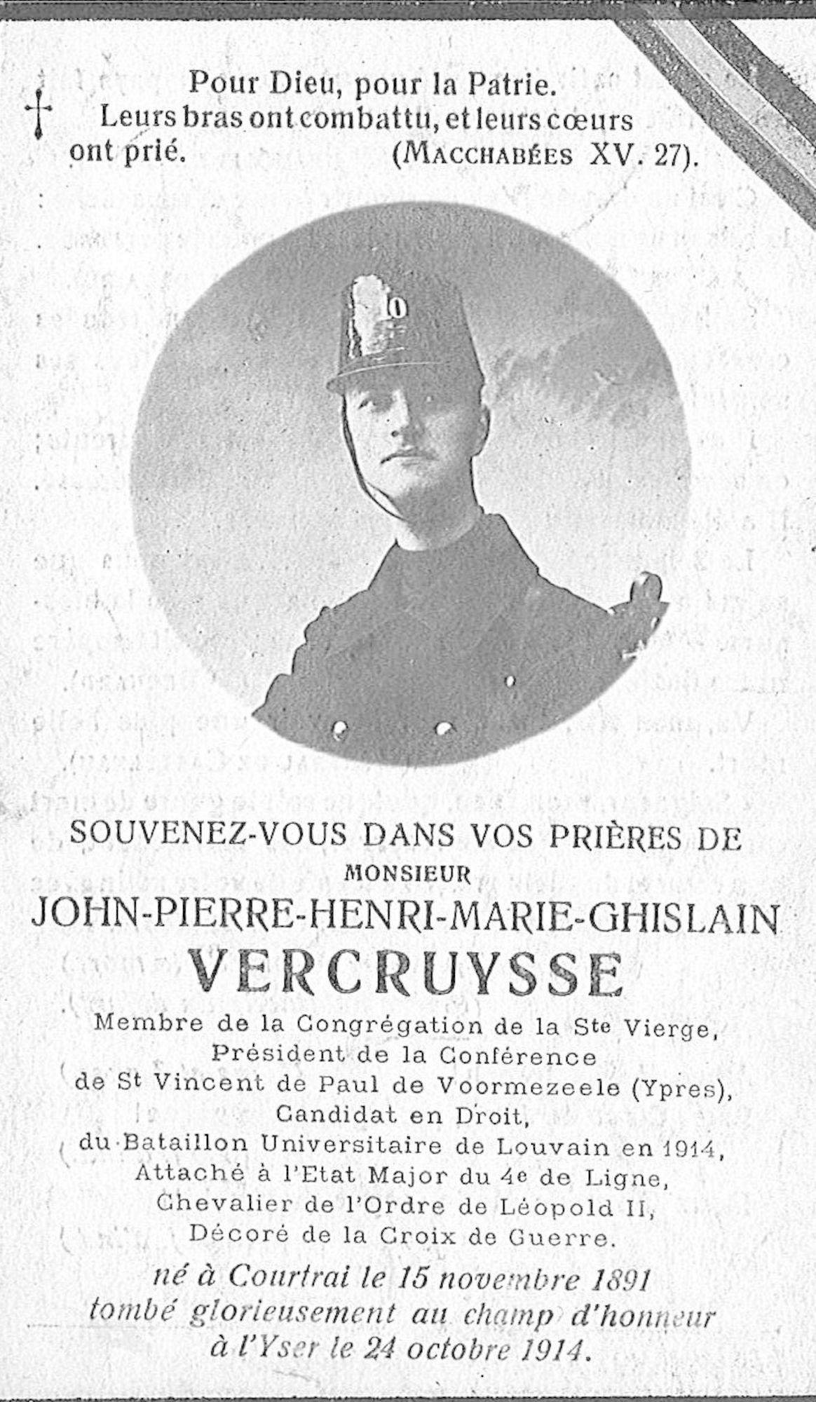 John-Pierre-Henri-Marie-Ghislain Vercruysse