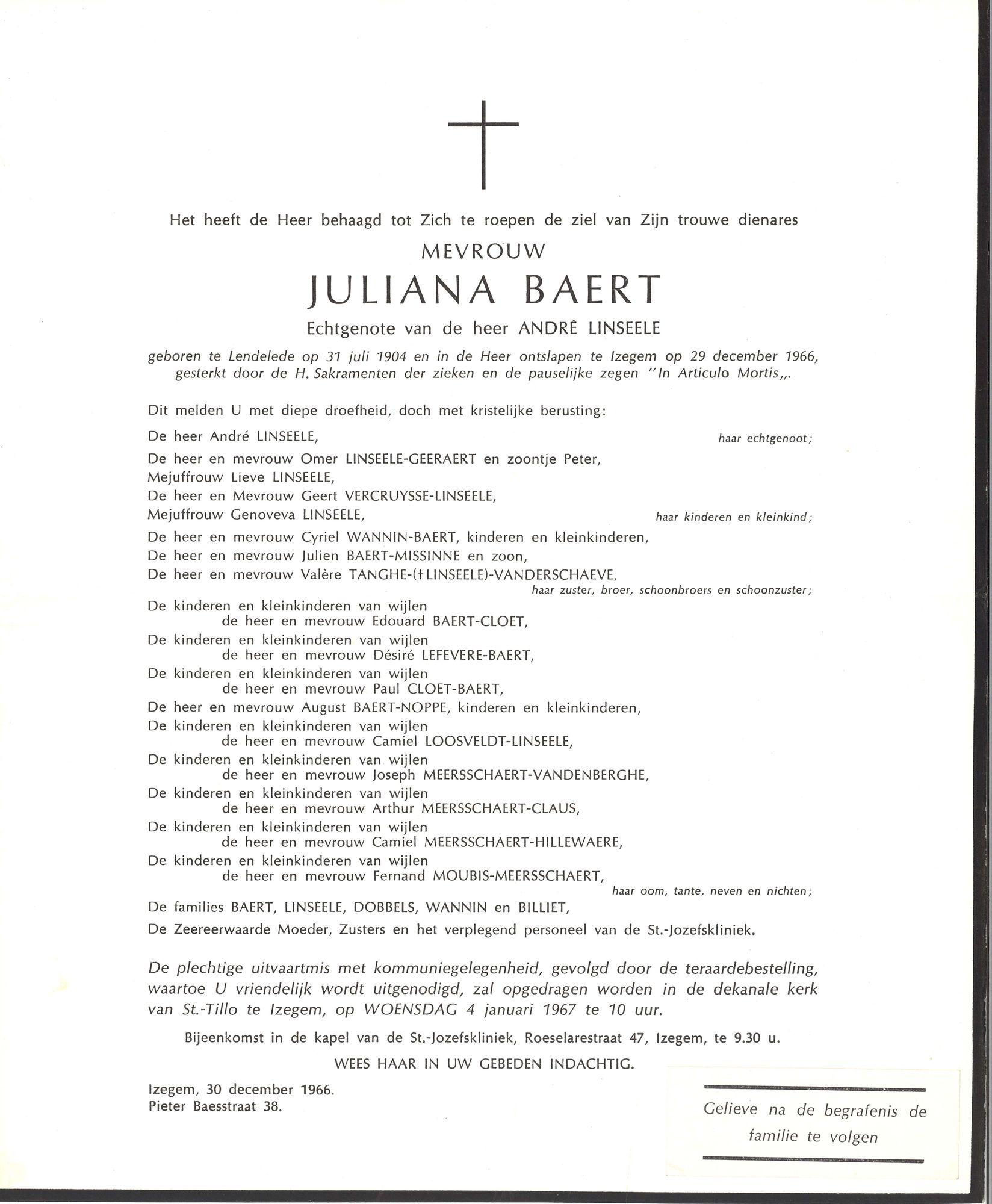 Juliana Baert