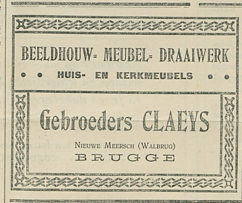 Gebroeders CLAEYS