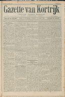 Gazette van Kortrijk 1916-12-09