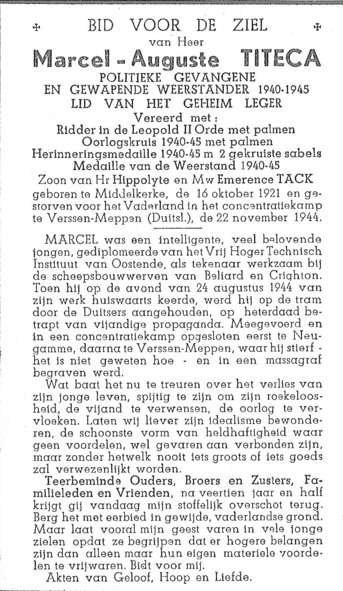 Marcel-Auguste Titeca