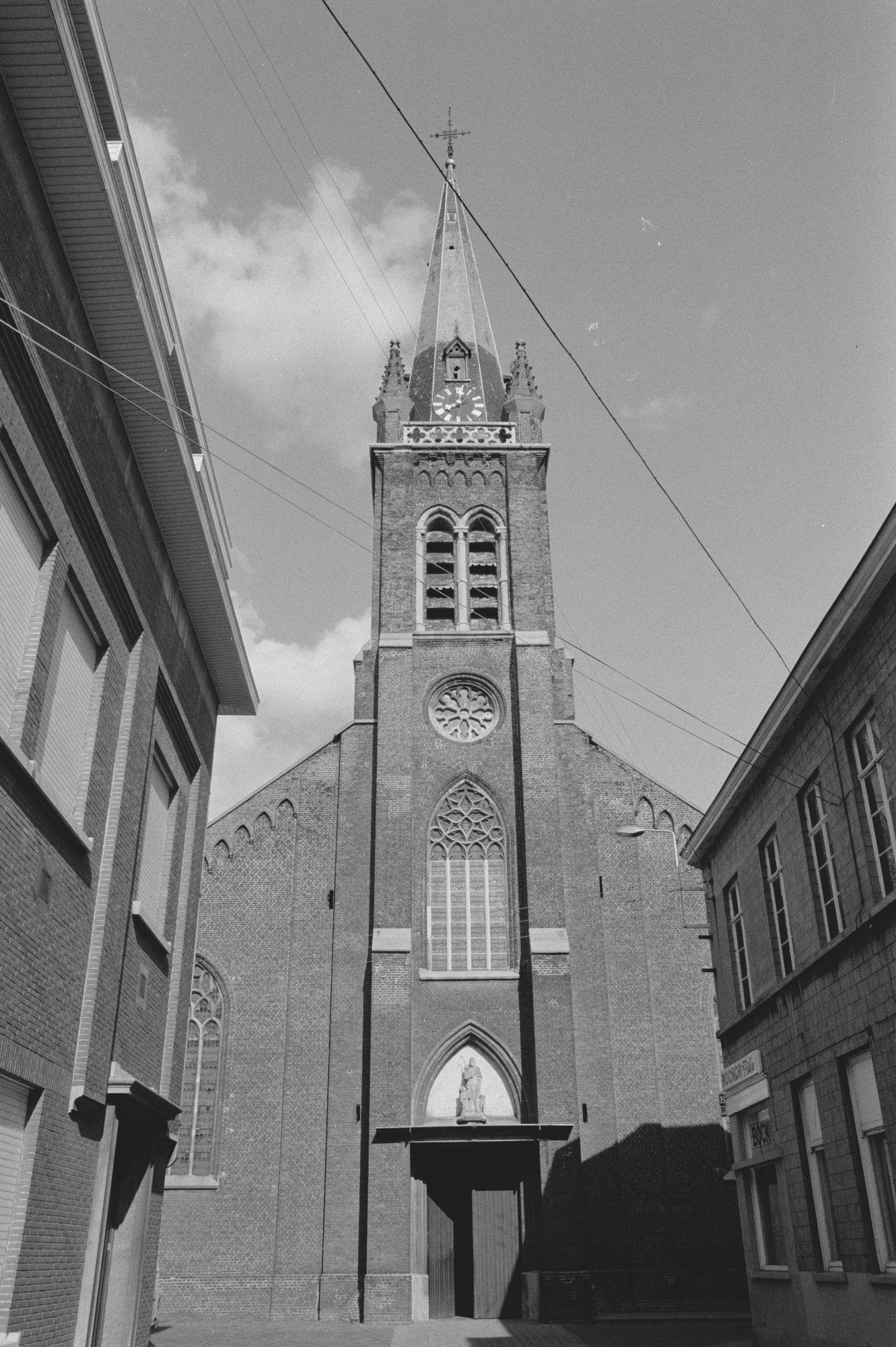 Stadsbeelden: Sint-Rochuskerk