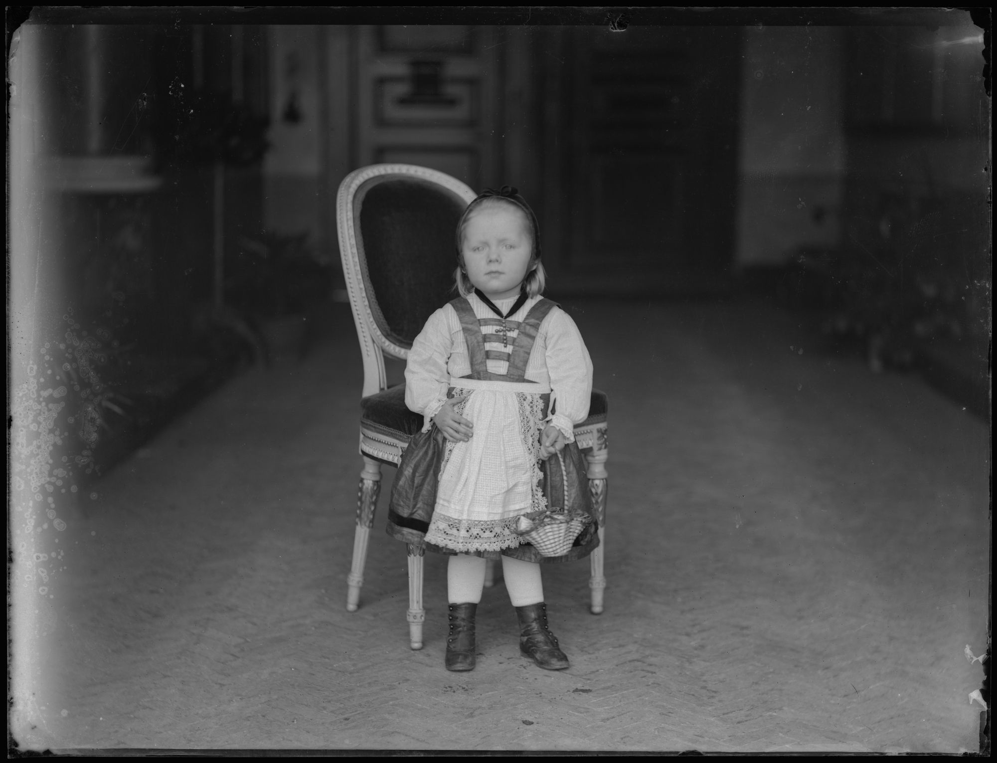 Portret van kind