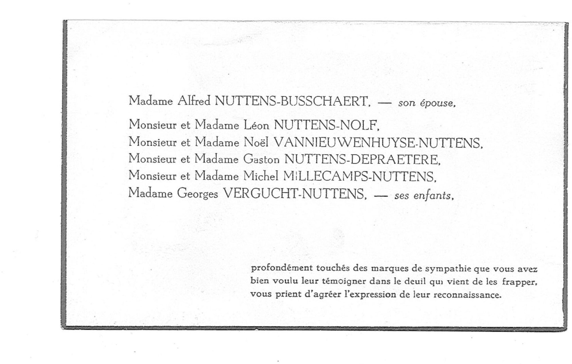Alfred Nuttens