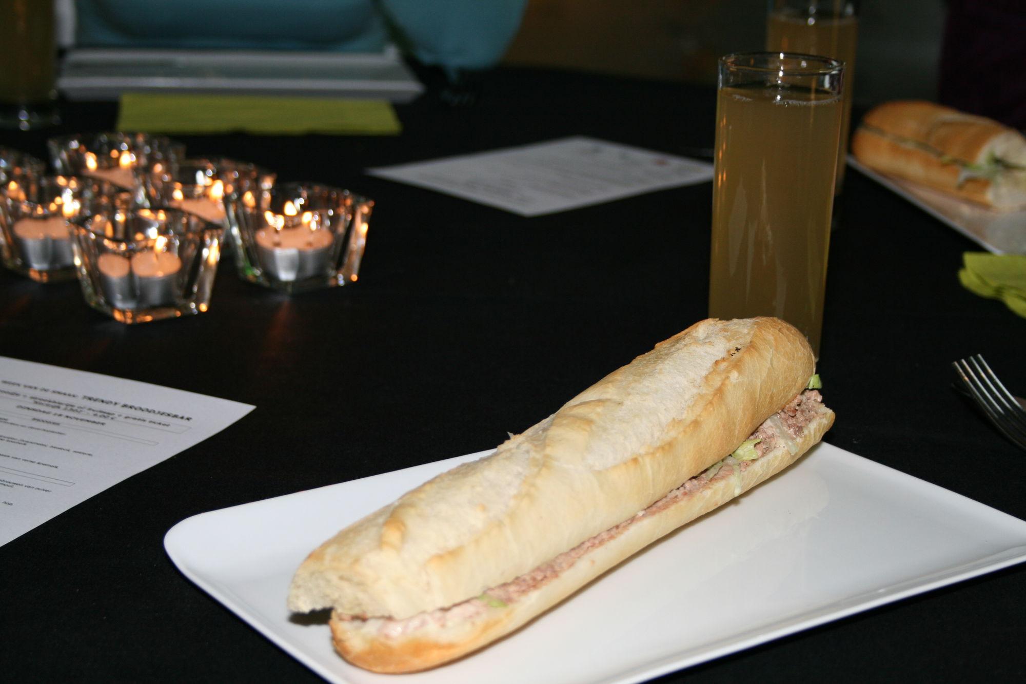 trendy broodjeszaak