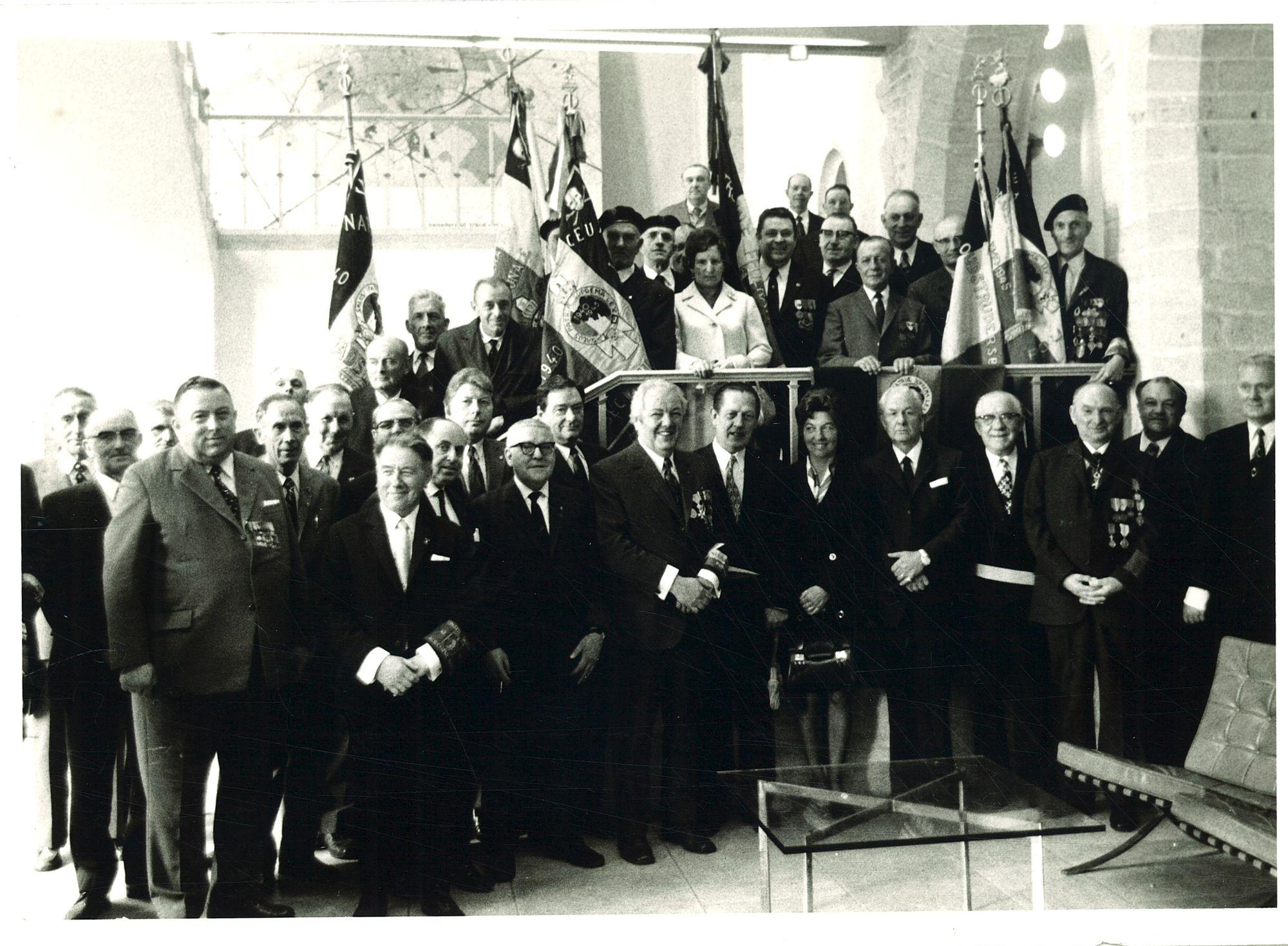 Oudstrijdersbond 1940-1945