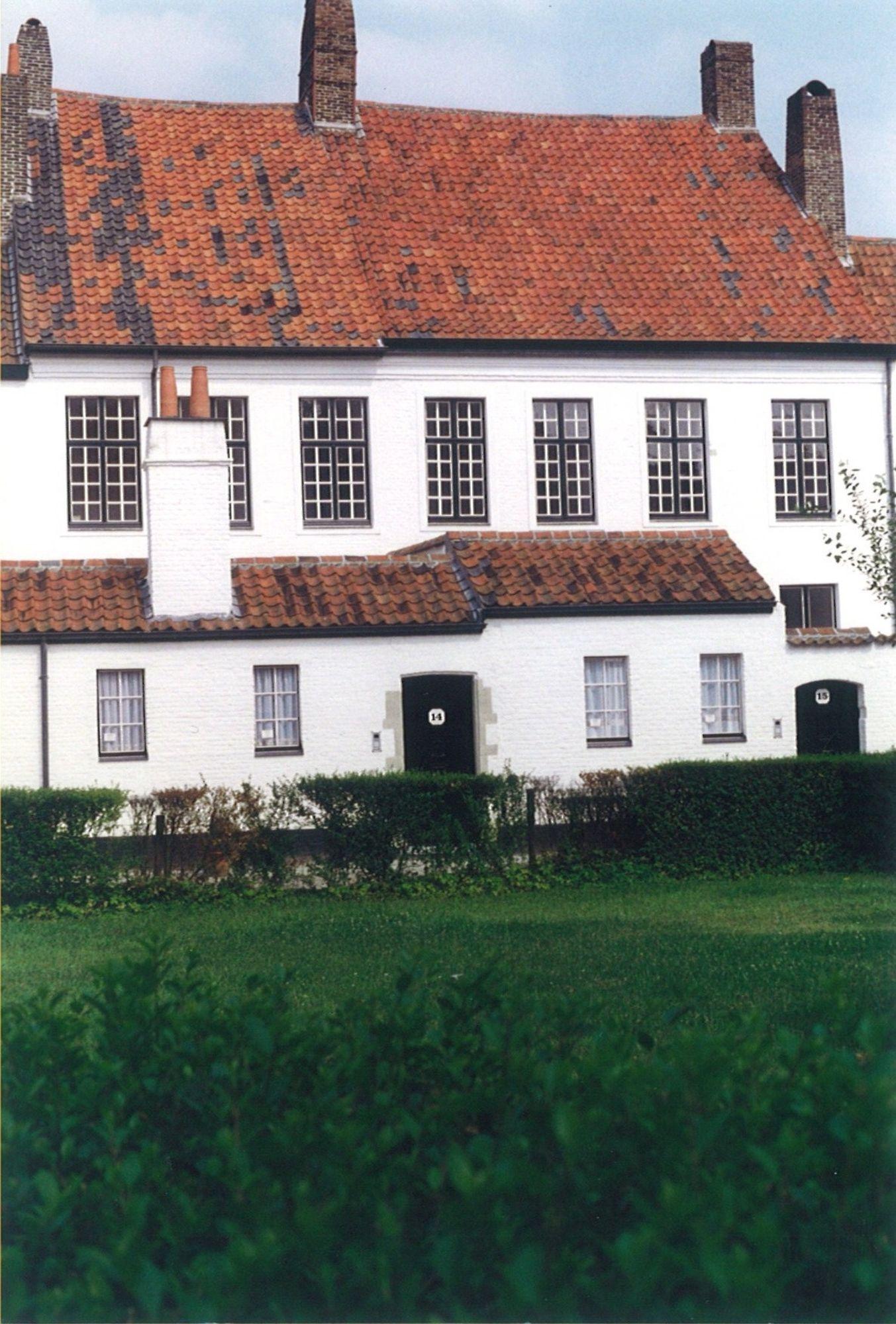 Tuinen Begijnhof