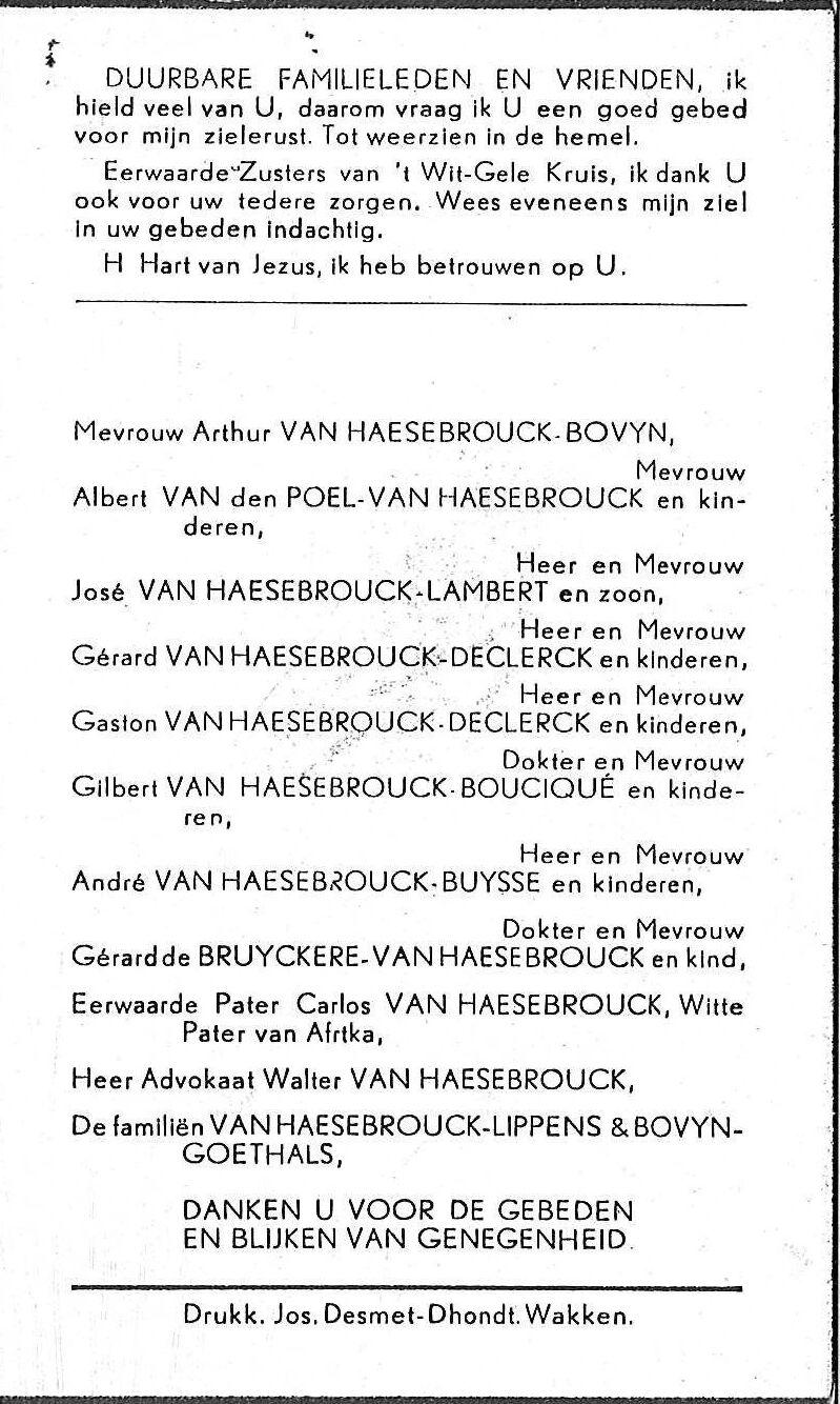 Van Haesebrouck Arthur