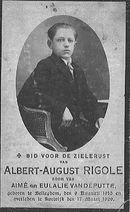 Albert August Rigole