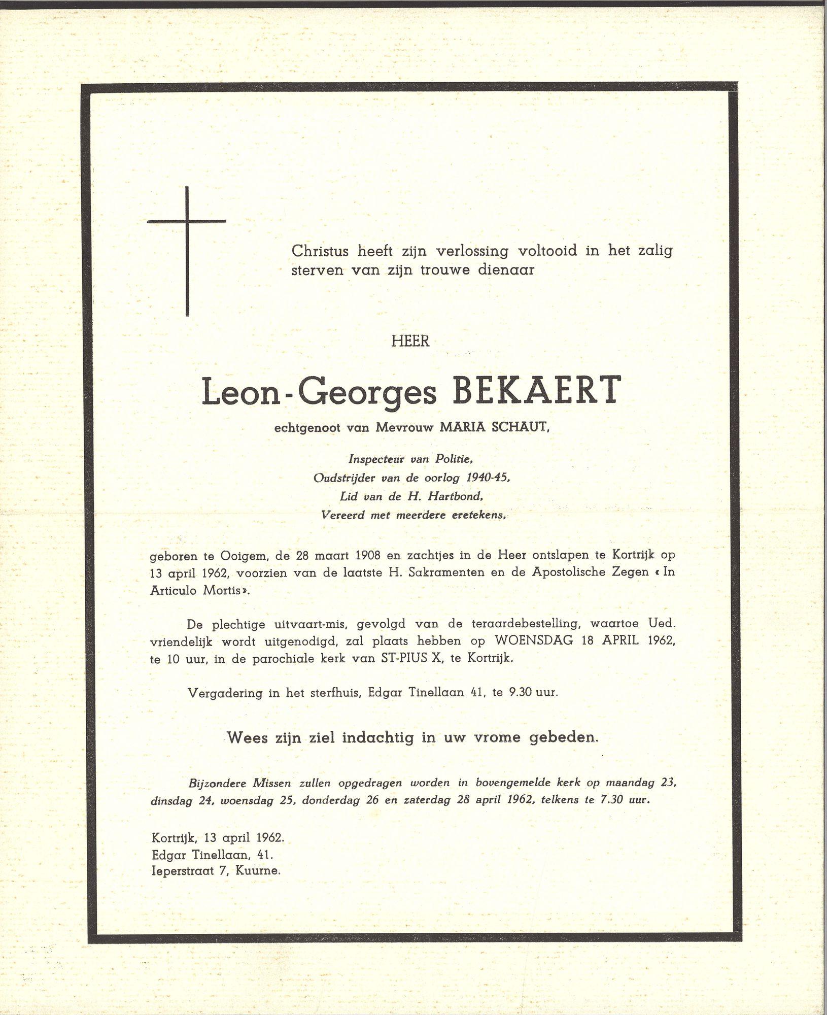 Leon-Georges Bekaert