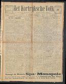 Het Kortrijksche Volk 1923-07-29