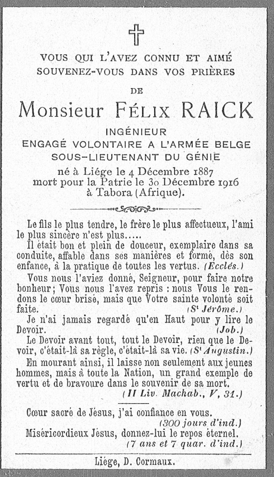 Raick Félix