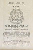 Werk der H. Familie