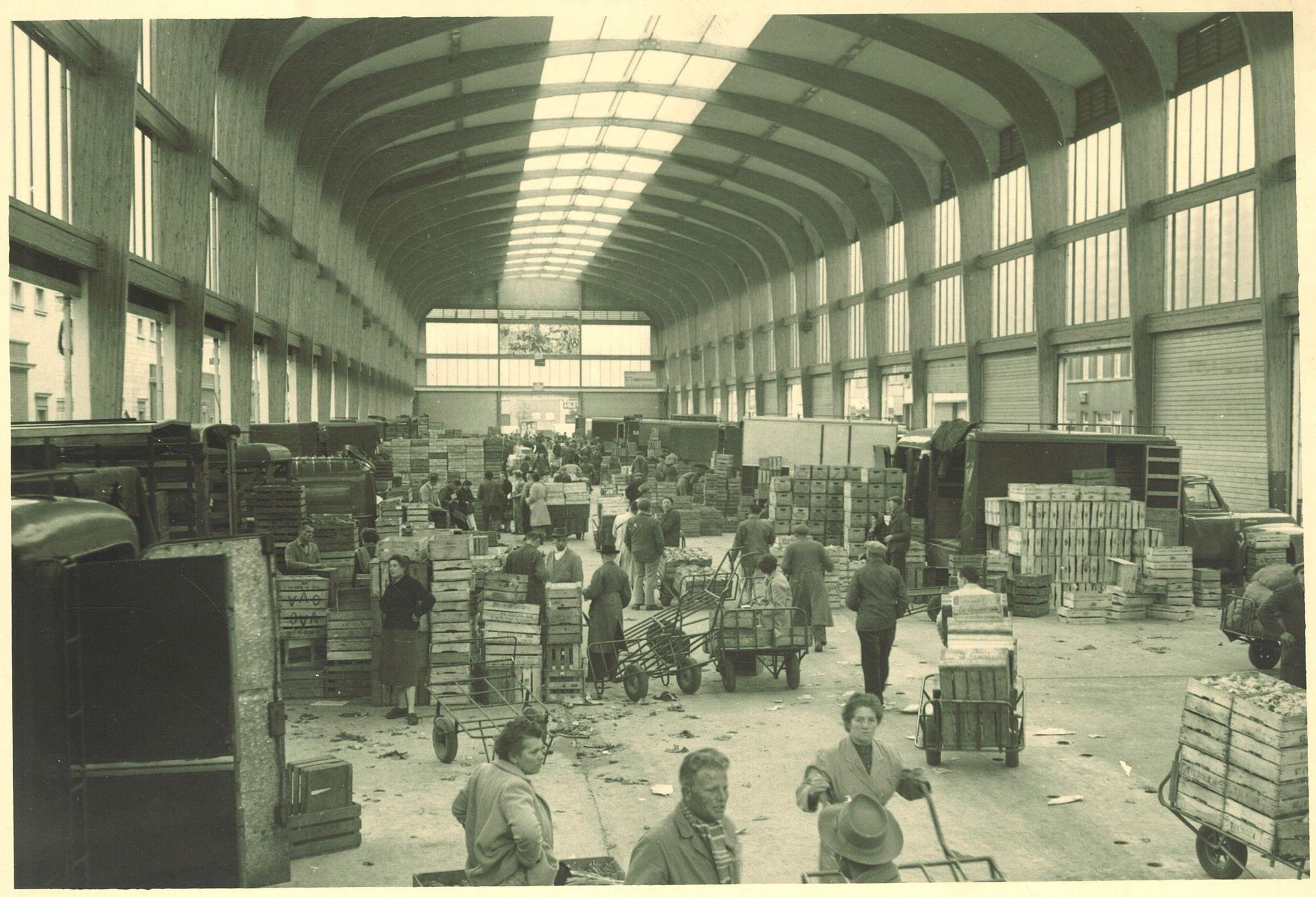 Handelshalle Veemarkt