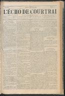 L'echo De Courtrai 1894-09-20