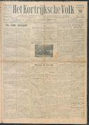 Het Kortrijksche Volk 1929-02-10 p1