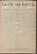 Gazette van Kortrijk 1916-05-06