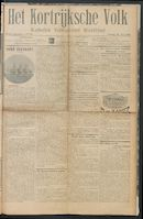 Het Kortrijksche Volk 1914-05-10 p1
