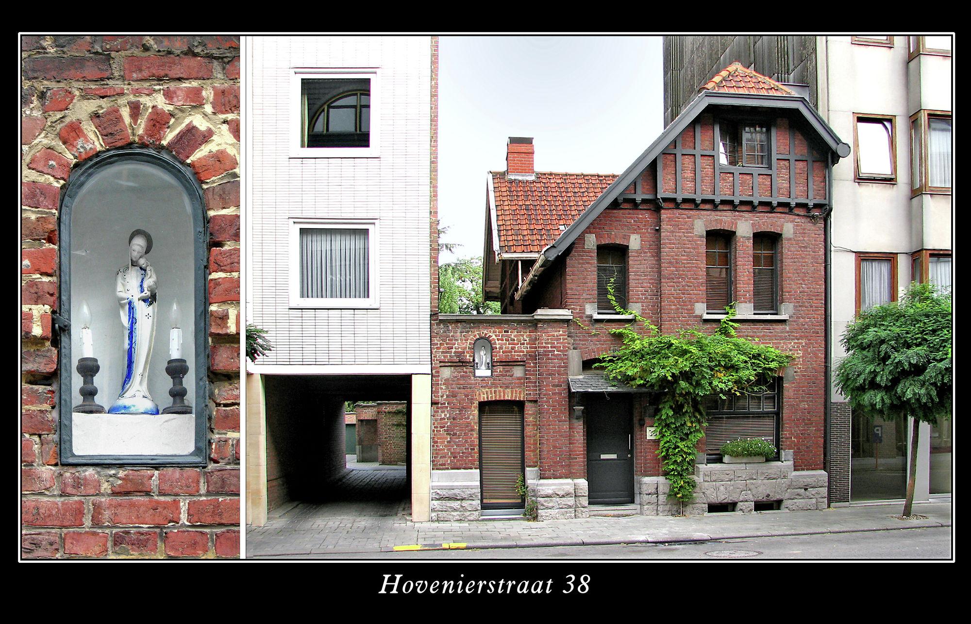 Muurkapel Hoveniersstraat