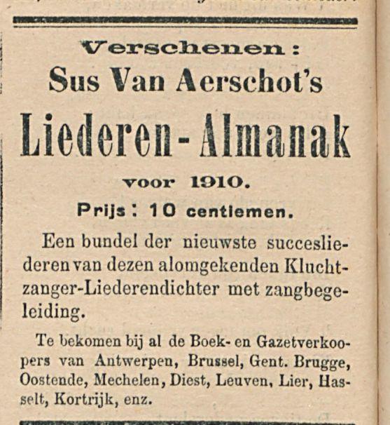 Liederen-Almanak