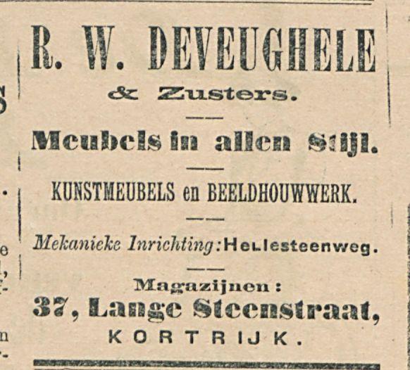 R. W. DEVEUGHELE