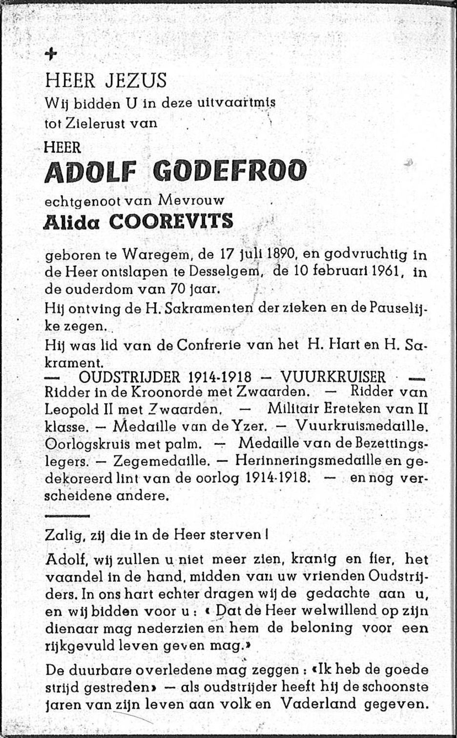 Adolf Godefroo