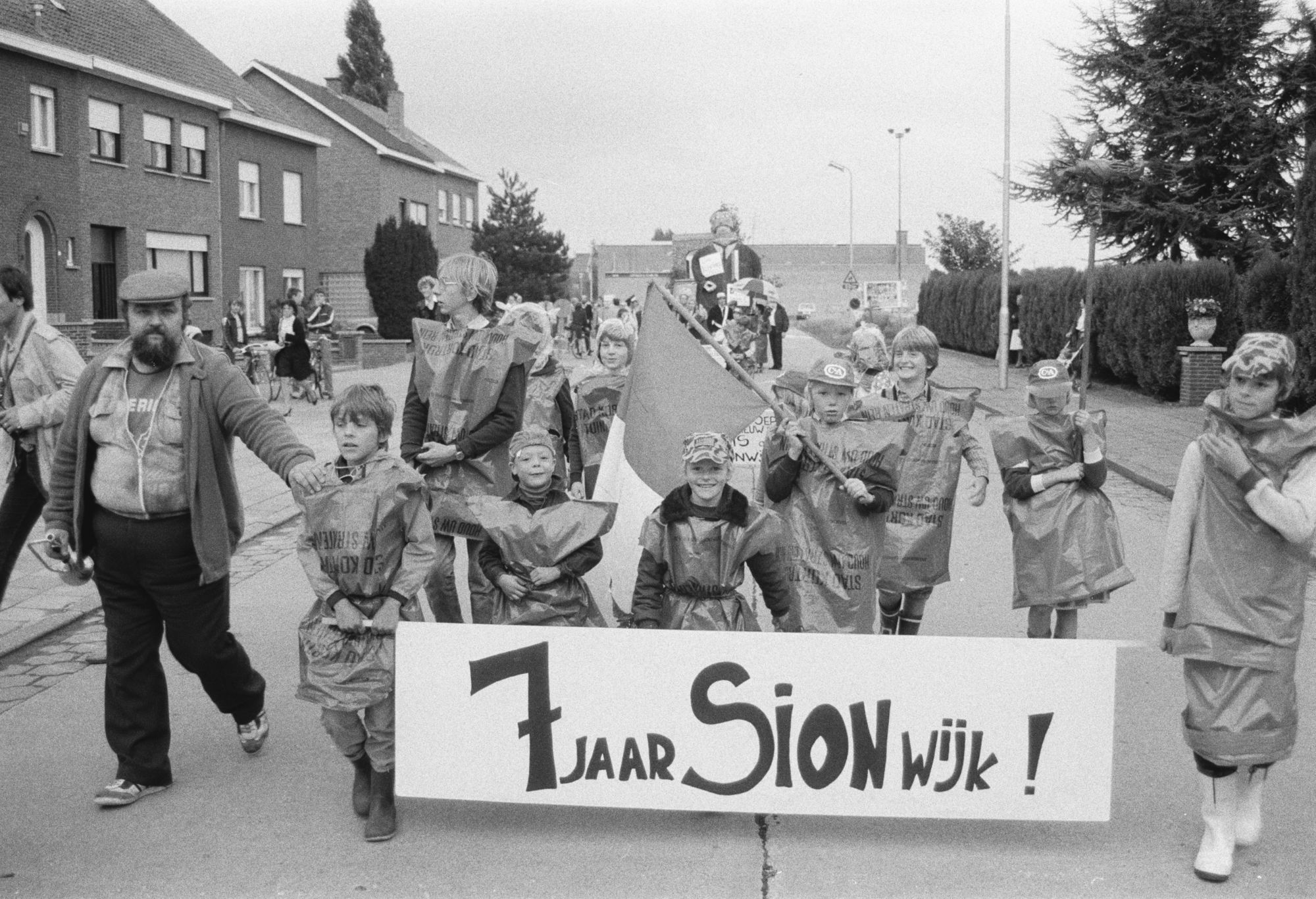 Wijkkermis Sionwijk: Soetens Fieste- Soetens molen