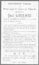 Léonard Paul