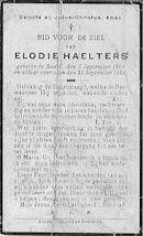 Elodie Haelters
