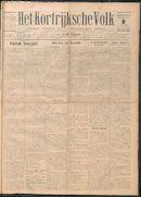 Het Kortrijksche Volk 1929-06-09