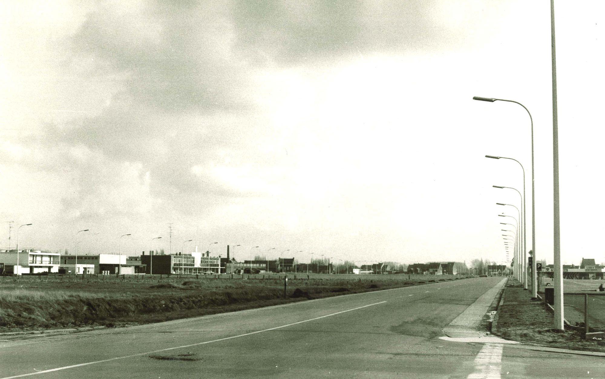 Ringlaan: Industrieterrein Heule-Kuurne 1975