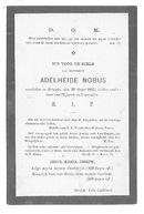 Adelheide Nobus