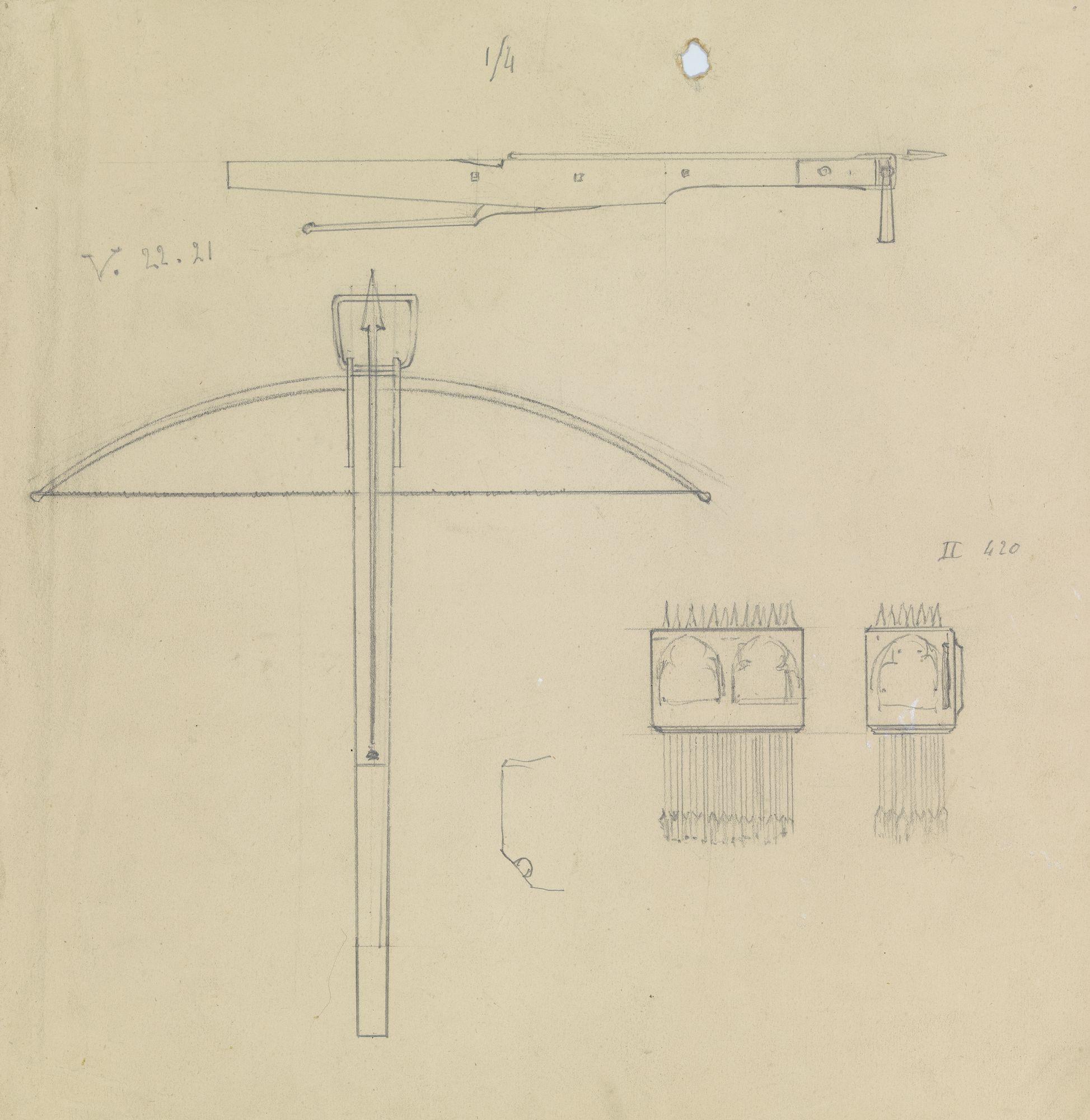 Westflandrica - ontwerp voor een stoet