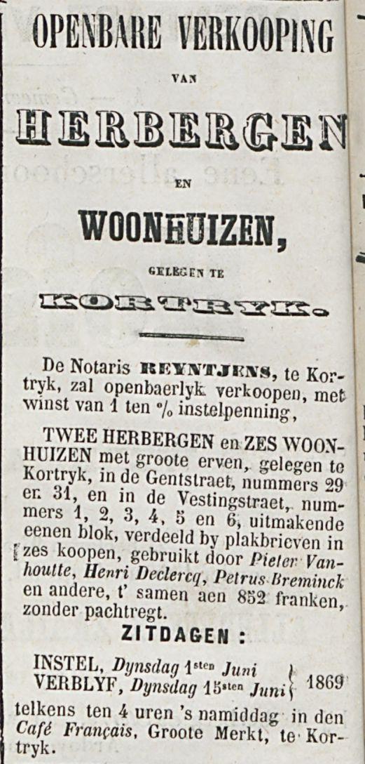 HERBERGEN EN WOONHUIZEN