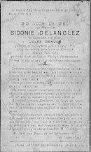 Sidonie Delanglez