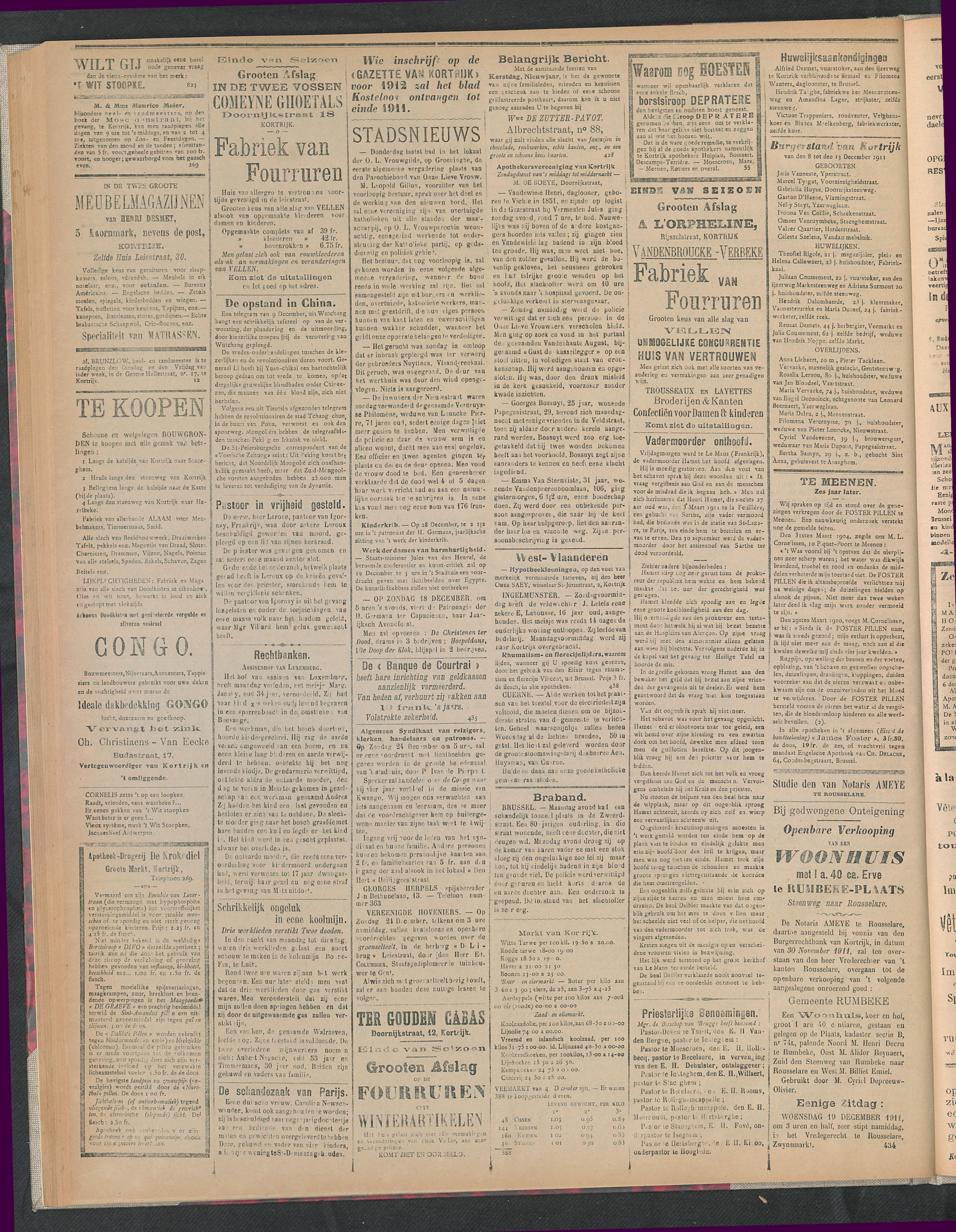 Gazette Van Kortrijk 1911-12-14 p2