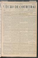 L'echo De Courtrai 1909-05-09