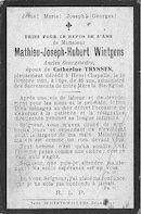 Mathieu-Joseph-Hubert Wintgens