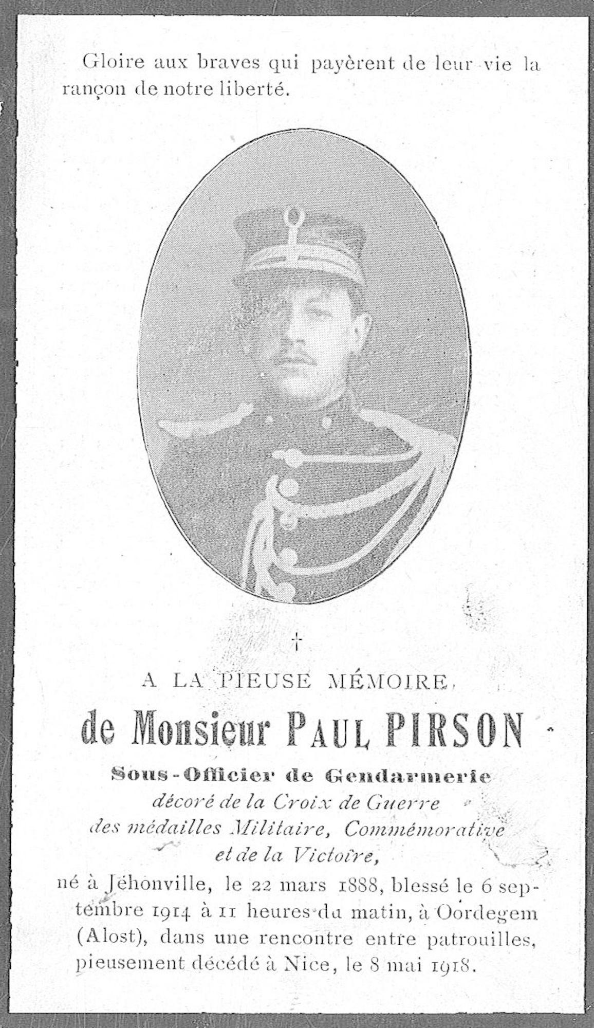 Pirson Paul