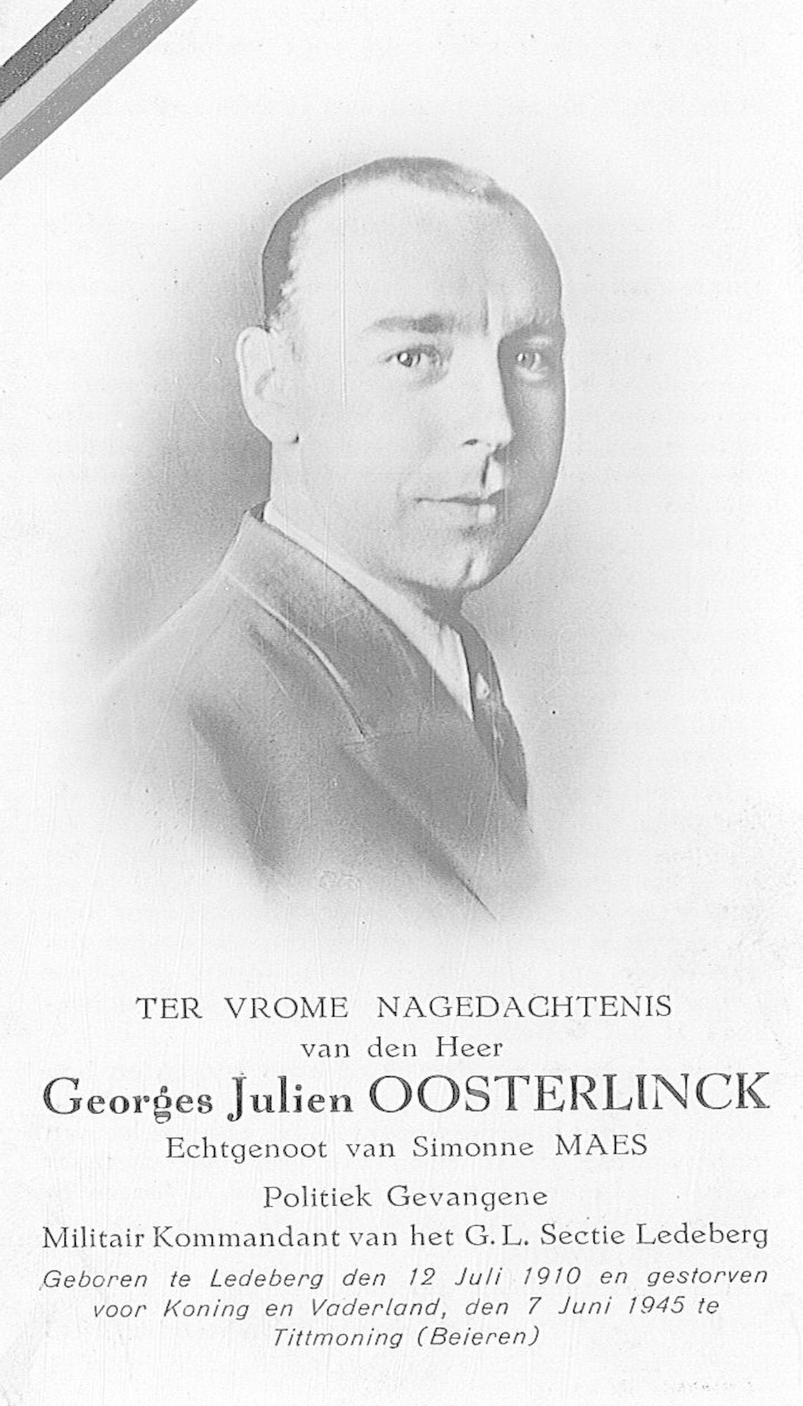 Georges-Julien Oosterlinck
